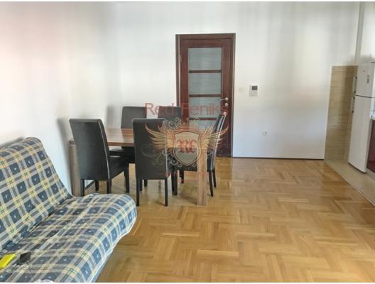 Gelişmiş altyapıya sahip bir alanda daire. Budva, Karadağ, Karadağ da satılık ev, Montenegro da satılık ev, Karadağ da satılık emlak
