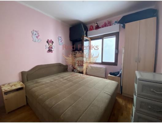 Budva'da Tek Yatak Odalı Daire 1+1, Montenegro da satılık emlak, Becici da satılık ev, Becici da satılık emlak
