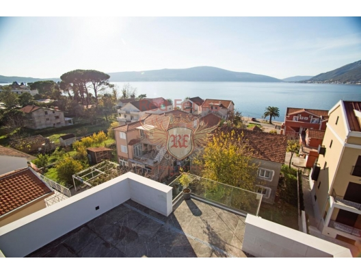 For sale beautiful new residence complex in Tivat.