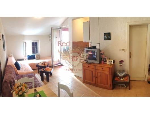 Budva'da Stüdyo Daire 1+0, Becici da satılık evler, Becici satılık daire, Becici satılık daireler