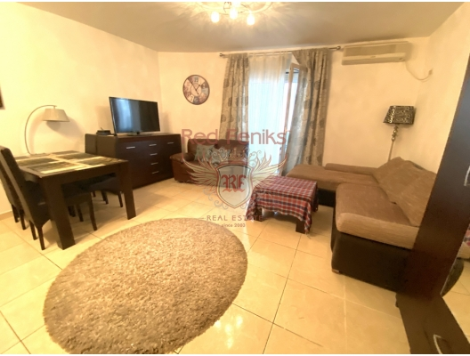 Studio Apartment In Budva, sea view apartment for sale in Montenegro, buy apartment in Becici, house in Region Budva buy