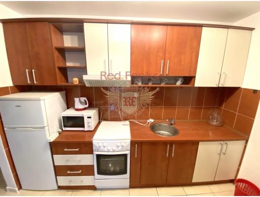 Studio Apartment In Budva, Montenegro real estate, property in Montenegro, flats in Region Budva, apartments in Region Budva