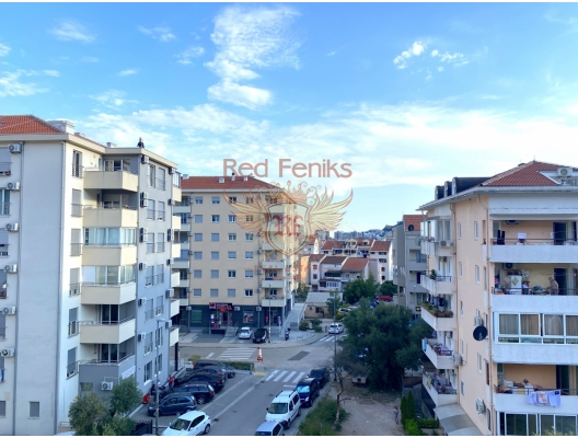 For sale in the center of Budva, the Rosino district is an excellent studio.