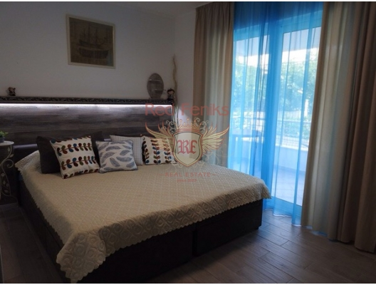 One bedroom apartment in the center of Petrovac.