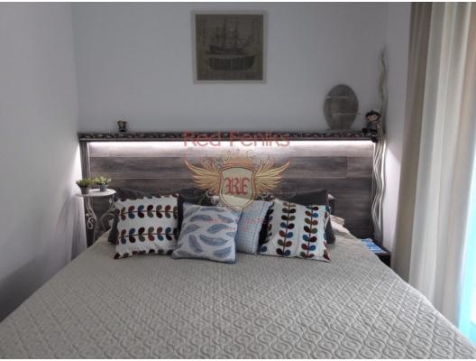 One bedroom apartment in Petrovac, Becici da ev fiyatları, Becici satılık ev fiyatları, Becici da ev almak