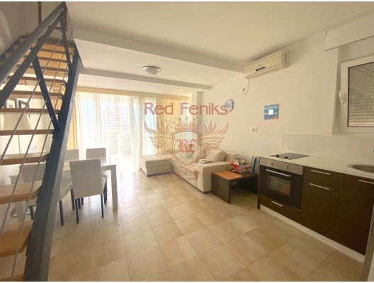 Two Bedroom Apartment in Becici, apartments for rent in Becici buy, apartments for sale in Montenegro, flats in Montenegro sale