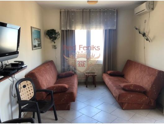 Apartment with Sea View in Rafailovici, Karadağ satılık evler, Karadağ da satılık daire, Karadağ da satılık daireler