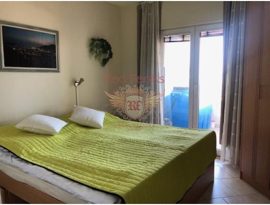 Apartment with Sea View in Rafailovici, Montenegro da satılık emlak, Becici da satılık ev, Becici da satılık emlak