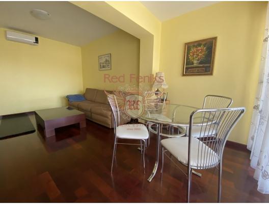 Petrovac'ta İki Yatak Odalı Daire 2+1, Karadağ da satılık ev, Montenegro da satılık ev, Karadağ da satılık emlak