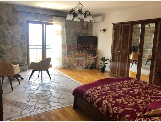 Markovici taş ev, Karadağ satılık ev, Karadağ satılık müstakil ev, Karadağ Ev Fiyatları