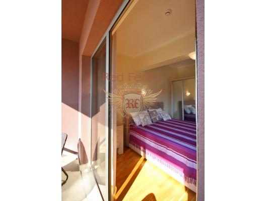 Budva'da iki yatak odalı daire 1+1, Karadağ'da satılık yatırım amaçlı daireler, Karadağ'da satılık yatırımlık ev, Montenegro'da satılık yatırımlık ev