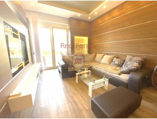Budva'da Mükemmel Tek Yatak Odalı Daire 1+1, Montenegro da satılık emlak, Becici da satılık ev, Becici da satılık emlak