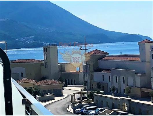 Lux Penthouse with Magnificent Sea View, Karadağ satılık evler, Karadağ da satılık daire, Karadağ da satılık daireler