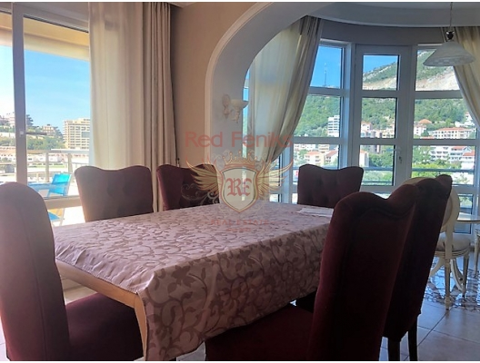 Lux Penthouse with Magnificent Sea View, Becici da satılık evler, Becici satılık daire, Becici satılık daireler