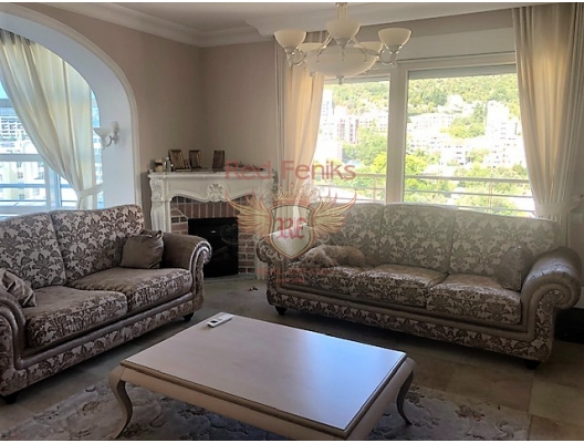 Lux Penthouse with Magnificent Sea View, apartment for sale in Region Budva, sale apartment in Becici, buy home in Montenegro