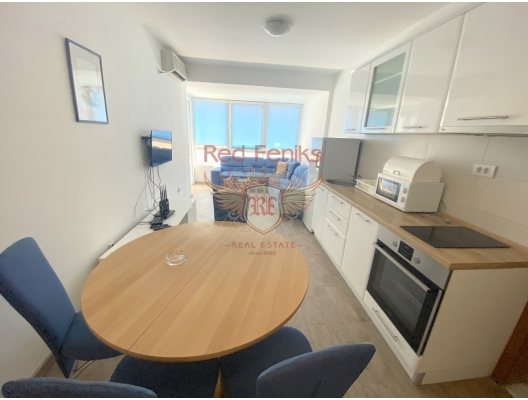 Two Bedroom Apartment in Rafailovici, Montenegro real estate, property in Montenegro, flats in Region Budva, apartments in Region Budva
