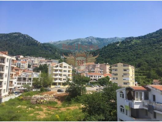 Budva iki odalı daire, Becici dan ev almak, Region Budva da satılık ev, Region Budva da satılık emlak