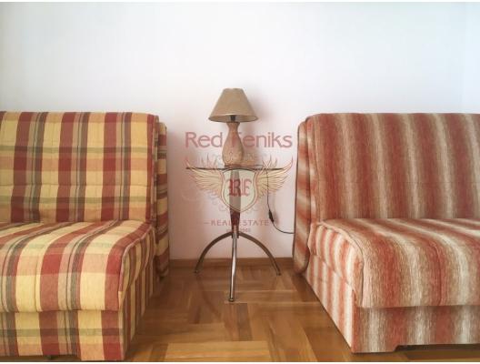 Budva iki odalı daire, Montenegro da satılık emlak, Becici da satılık ev, Becici da satılık emlak