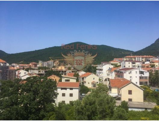 Budva iki odalı daire, Region Budva da satılık evler, Region Budva satılık daire, Region Budva satılık daireler