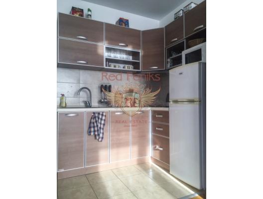 Budva iki odalı daire, Becici da satılık evler, Becici satılık daire, Becici satılık daireler