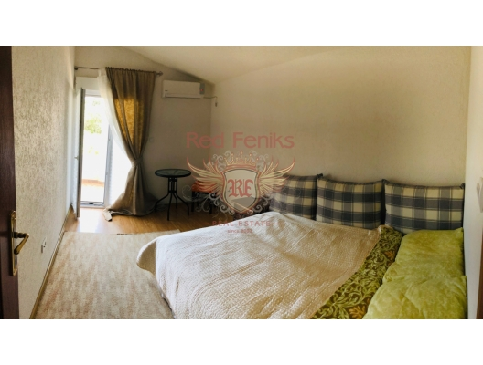 Modern spacious house with 4 bedrooms and a garden in Dobre Vode, Bar house buy, buy house in Montenegro, sea view house for sale in Montenegro