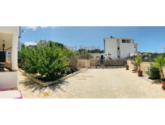 Modern spacious house with 4 bedrooms and a garden in Dobre Vode, buy home in Montenegro, buy villa in Region Bar and Ulcinj, villa near the sea Bar
