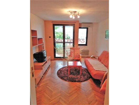 Apartment of 69 m2 in Budva, Montenegro.