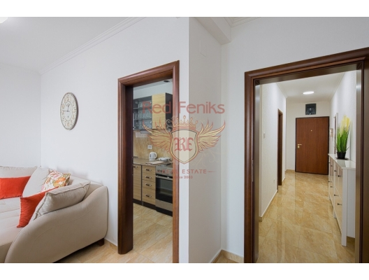 Sea View Two Bedroom Apartment, Becici, Karadağ, Karadağ da satılık ev, Montenegro da satılık ev, Karadağ da satılık emlak