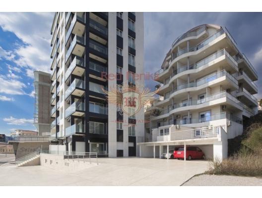 Sea View Two Bedroom Apartment, Becici, Karadağ, Karadağ satılık evler, Karadağ da satılık daire, Karadağ da satılık daireler