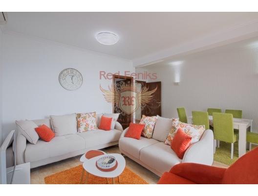 Sea View Two Bedroom Apartment, Becici, Karadağ, Becici da ev fiyatları, Becici satılık ev fiyatları, Becici da ev almak