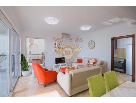 Sea View Two Bedroom Apartment, Becici, Karadağ, Region Budva da satılık evler, Region Budva satılık daire, Region Budva satılık daireler