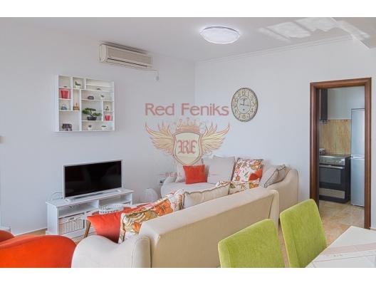 Sea View Two Bedroom Apartment, Becici, Karadağ, Becici dan ev almak, Region Budva da satılık ev, Region Budva da satılık emlak