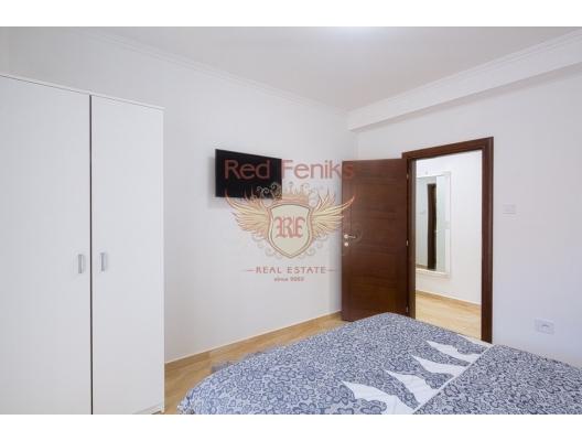 Sea View Two Bedroom Apartment, Becici, Karadağ, Becici da satılık evler, Becici satılık daire, Becici satılık daireler