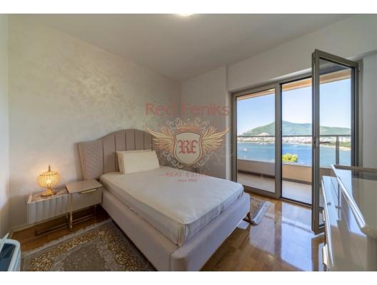 Becici'de panoramik manzaralı lüks daire, Becici dan ev almak, Region Budva da satılık ev, Region Budva da satılık emlak