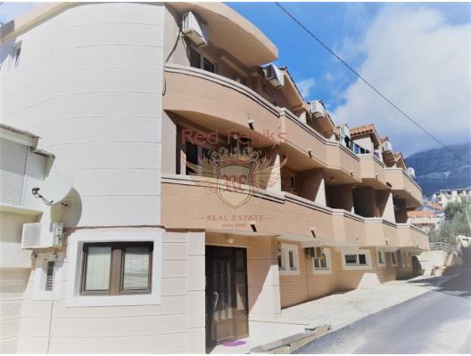 Becici bölgesinde, plaj yakınında, restoran ve otopark olan otel., Kotor da Satılık Hotel, Karadağ da satılık otel, karadağ da satılık oteller