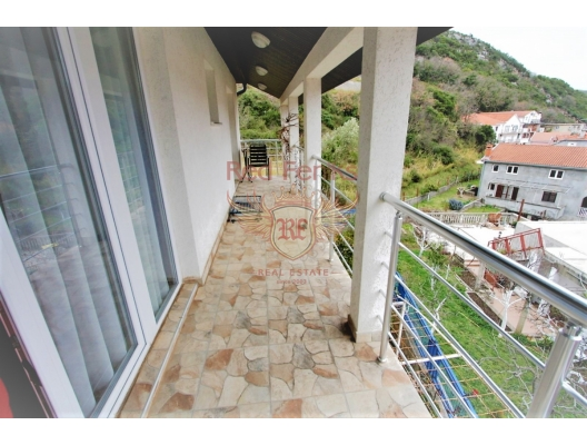 Two bedroom townhouse with panoramic sea view in Herceg Novi, Montenegro real estate, property in Montenegro, flats in Herceg Novi, apartments in Herceg Novi