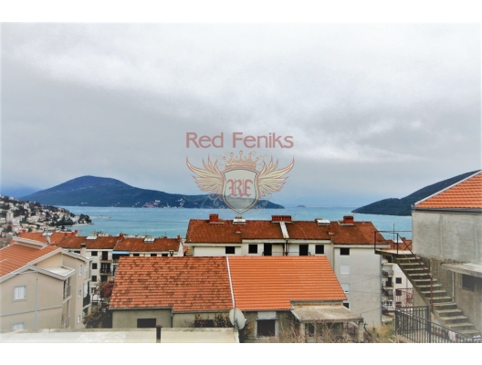 For sale a magnificent townhouse in Herceg Novi, Gomila district.