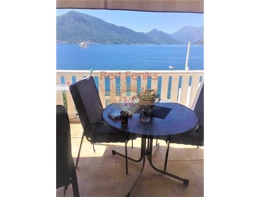 Apartment for sale in Luta, Boka Kotorska Bay.