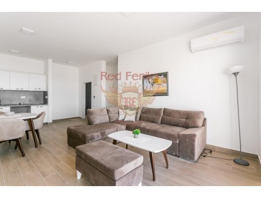 Seoci'de konut kompleksi 2+1, Becici da ev fiyatları, Becici satılık ev fiyatları, Becici da ev almak