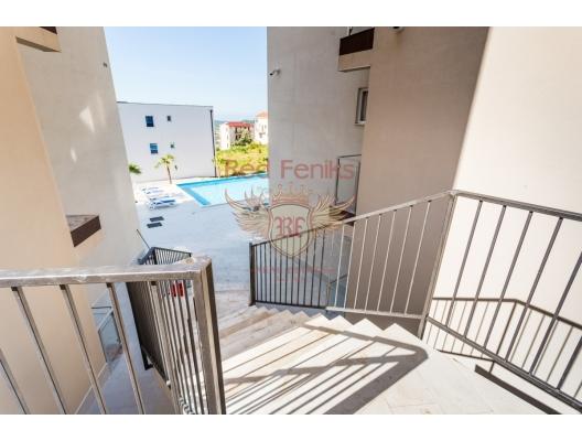 Seoci'de konut kompleksi 2+1, Becici da satılık evler, Becici satılık daire, Becici satılık daireler