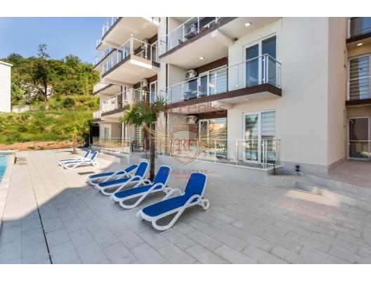 Seoci'de konut kompleksi 1+1, Karadağ satılık evler, Karadağ da satılık daire, Karadağ da satılık daireler