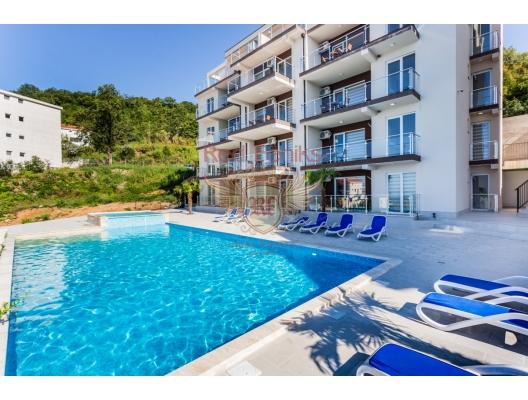 Seoci'de konut kompleksi 2+1, Karadağ satılık evler, Karadağ da satılık daire, Karadağ da satılık daireler