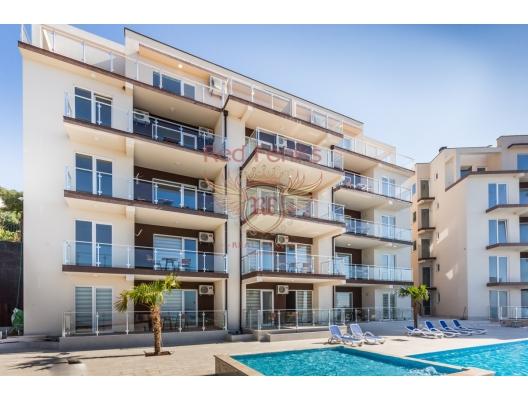 Seoci'de konut kompleksi 1+1, Becici da satılık evler, Becici satılık daire, Becici satılık daireler