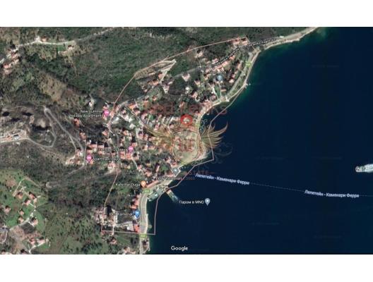 Kamenari'de lüks villa, Karadağ da satılık havuzlu villa, Karadağ da satılık deniz manzaralı villa, Baosici satılık müstakil ev