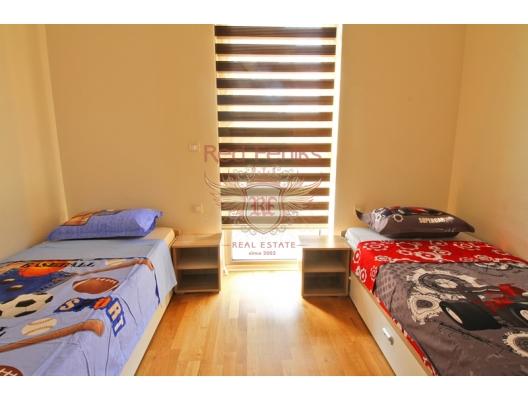 Becici'de üç odalı bir daire, Region Budva da satılık evler, Region Budva satılık daire, Region Budva satılık daireler