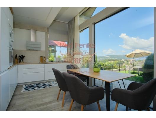 Tivat Tepesi, Kavac'taki Evler, Karadağ Villa Fiyatları Karadağ da satılık ev, Montenegro da satılık ev, Karadağ satılık villa
