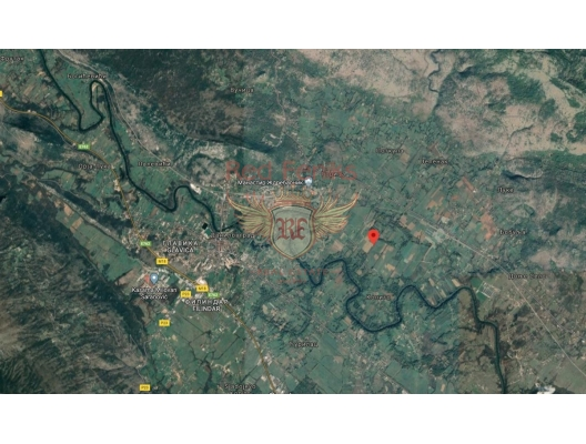Large estate with a house in Danilovgrad, Montenegro real estate, property in Montenegro, buy land in Montenegro