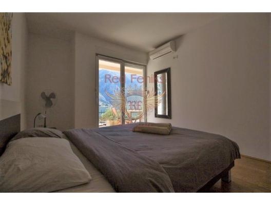 Muo'da Tek Yatak Odalı Daire, Karadağ'da satılık yatırım amaçlı daireler, Karadağ'da satılık yatırımlık ev, Montenegro'da satılık yatırımlık ev