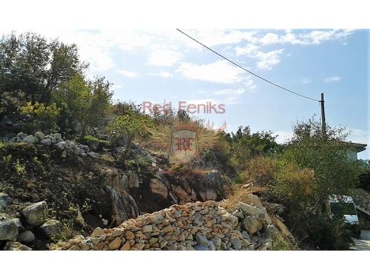 Budva Kıyısında İmarlı Arsa, Montenegro da satılık arsa, Montenegro da satılık imar arsası