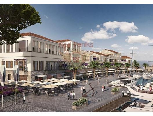 Yeni Kompleks içinde Lüks Daire, karadağ da kira getirisi yüksek satılık evler, avrupa'da satılık otel odası, otel odası Avrupa'da